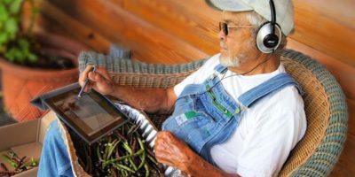 Farmer iPad