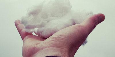 cloud hand