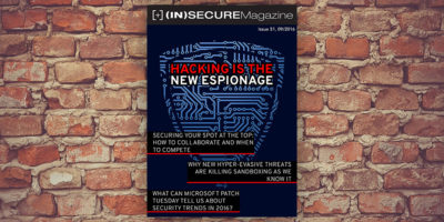 (IN)SECURE Magazine 51