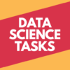 Data science tasks