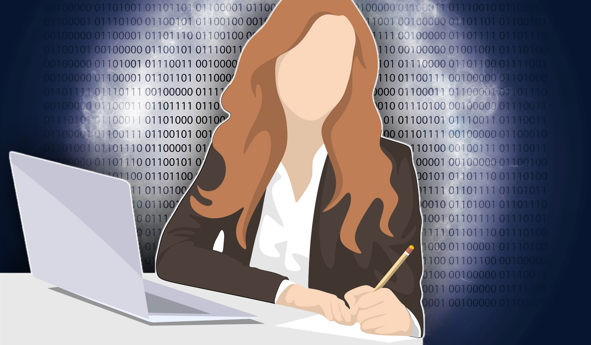 49% of female cybersecurity pros say the pandemic had a positive impact on their career