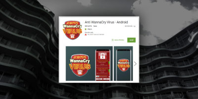 fake anti-wannacry