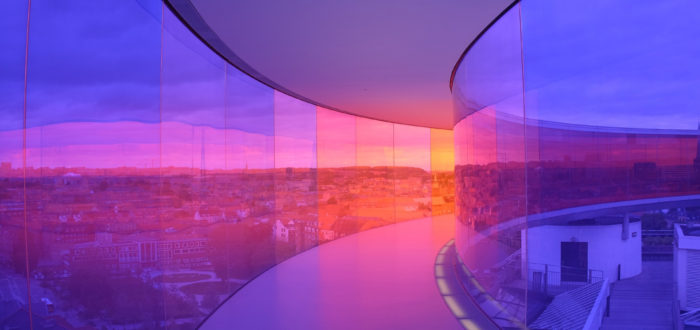 smart city building light