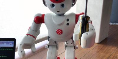 robot IOActive