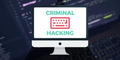 criminal hacking