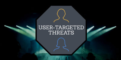 user-targeted threats