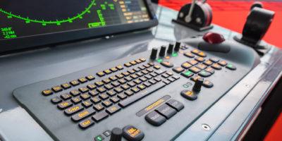 maritime control panel