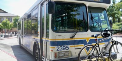 Sacramento Regional Transit Bus