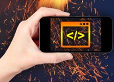 mobile code
