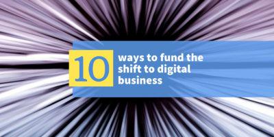shift digital business