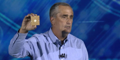 Intel CEO at CES 2018