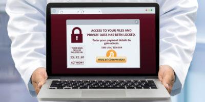 healthcare ransomware