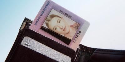 Gemalto ID card