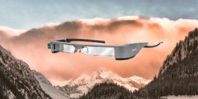 Epson AR glasses