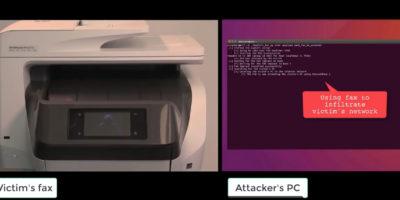 HP faxploit