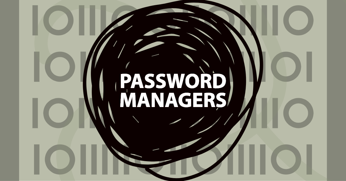 password managers vulnerable