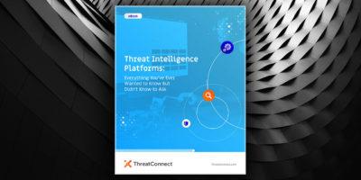 ebook threat intelligence platforms
