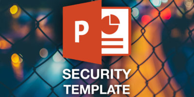 PPT security template