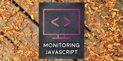 monitoring javascript
