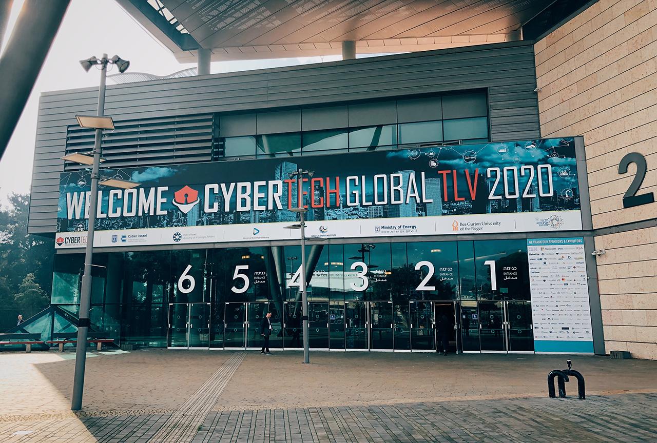Photos Cybertech Global Tel Aviv 2020