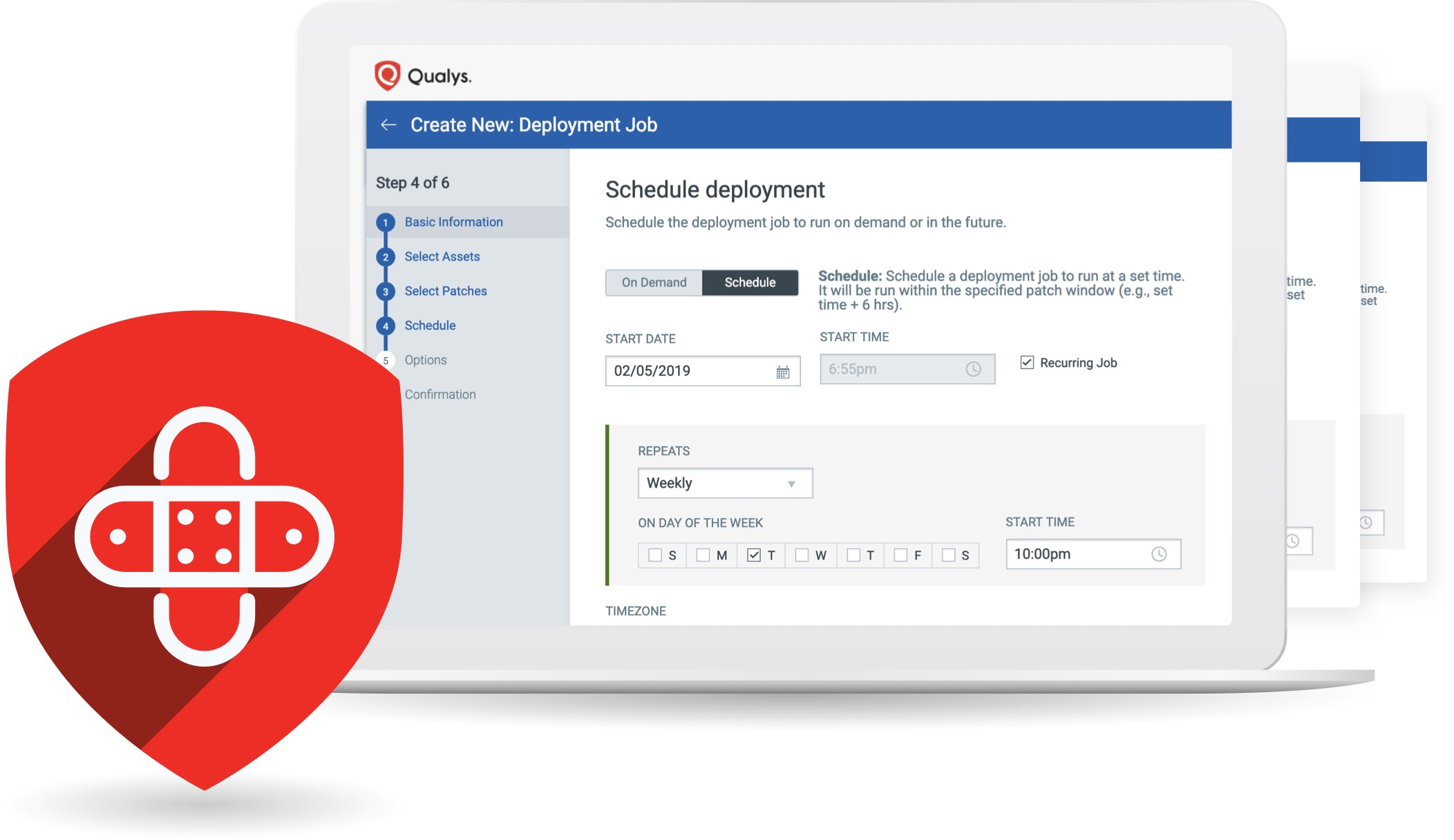 Qualys remote endpoint protection