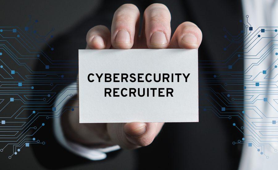 cybersecurity recruiter