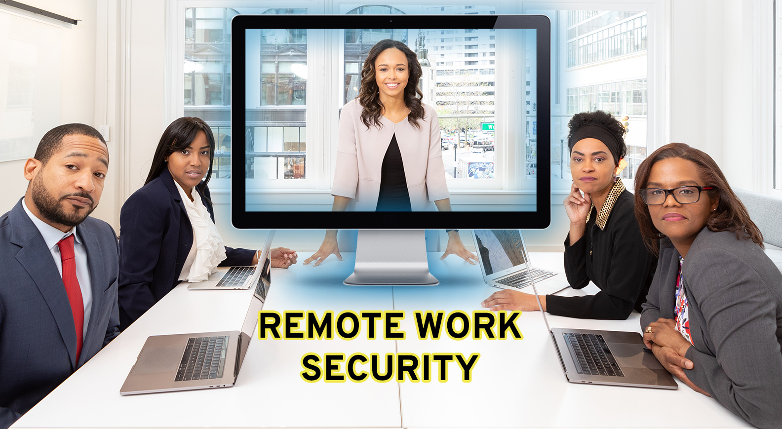 Top digital security worries when it comes to remote employees