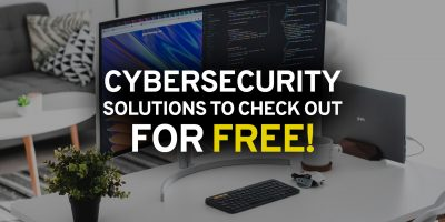 cybersecurity solutions try free