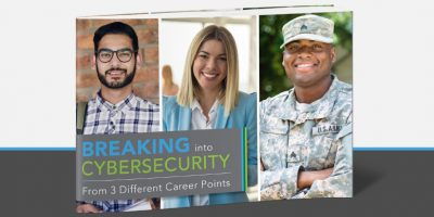ISC2 Breaking into Cybersecurity