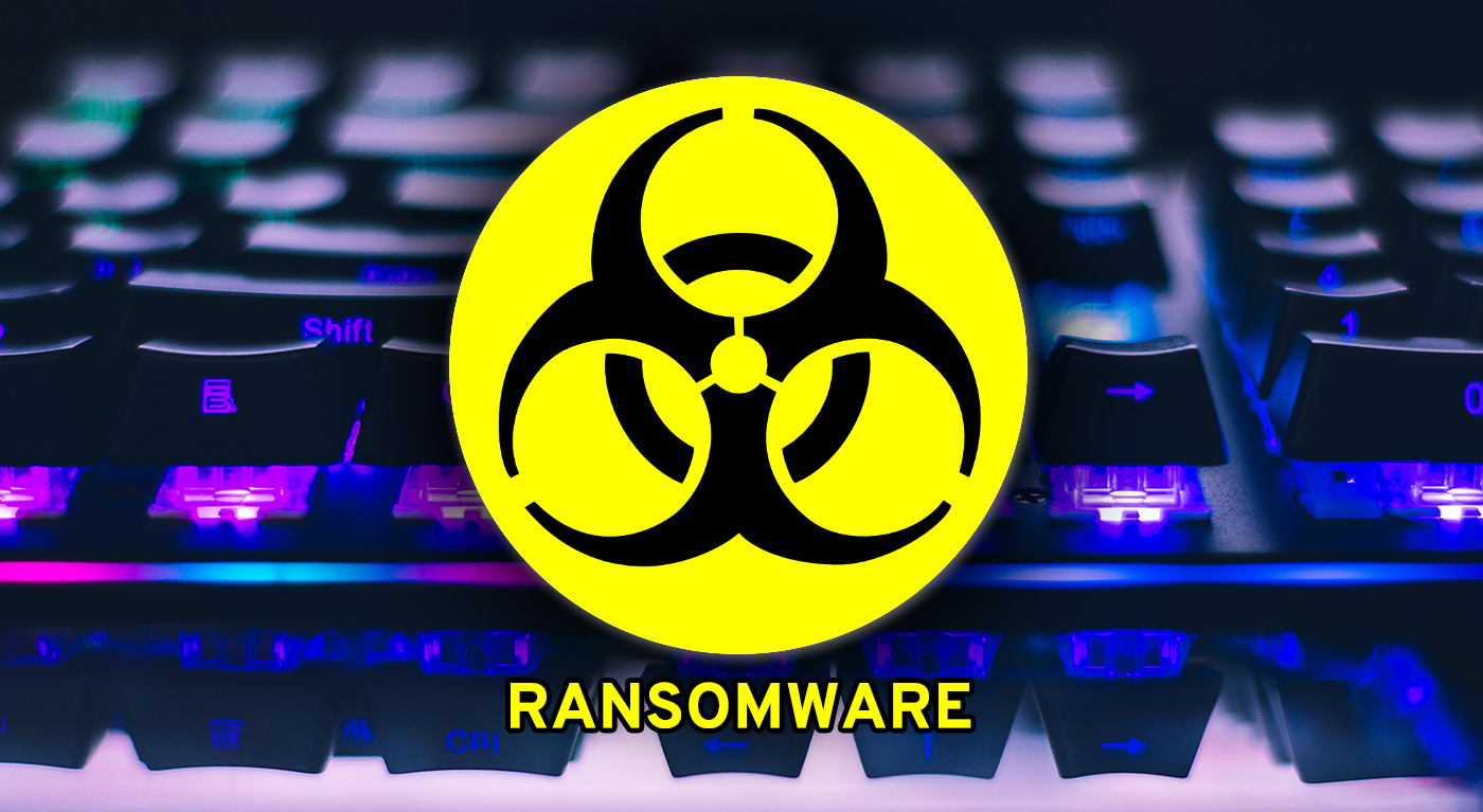 Ransomware provides the perfect cover