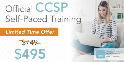 CCSP online self-paced training