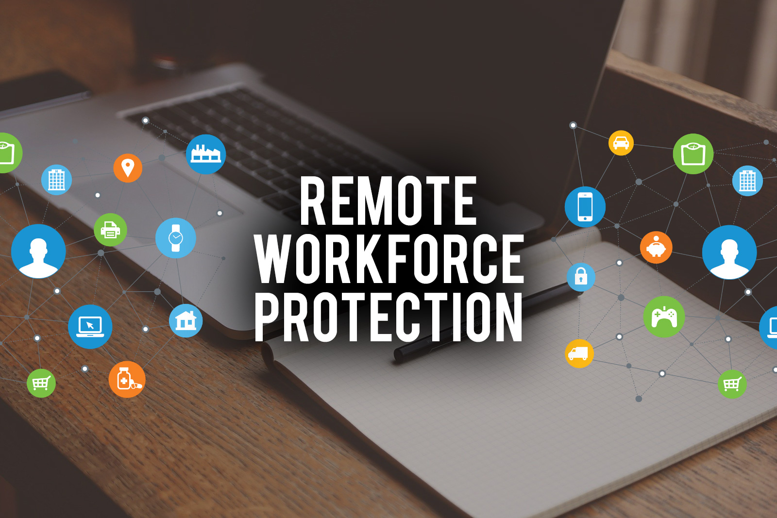 Organizations still rely on weak security for remote workers