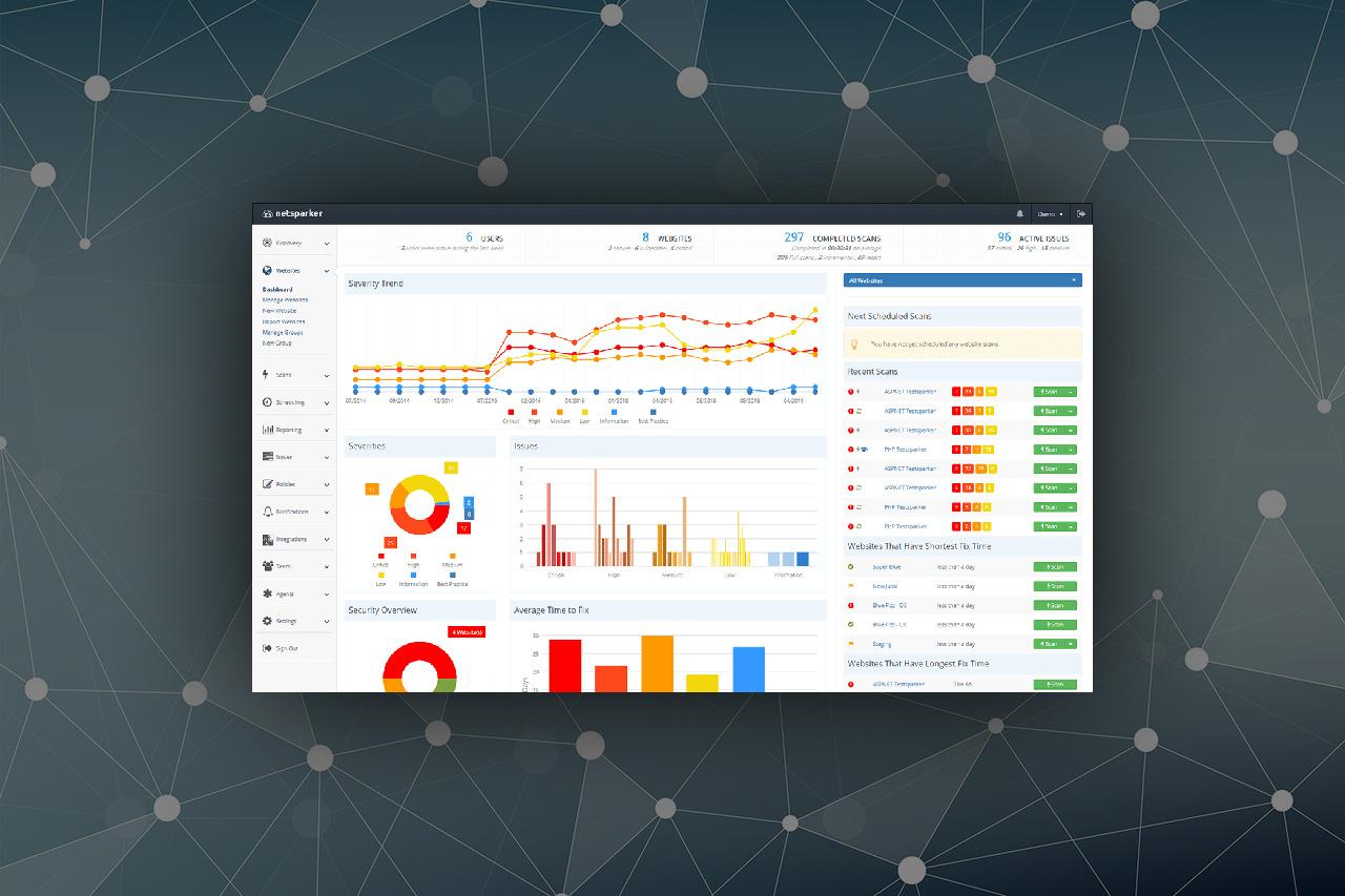 Review: Netsparker Enterprise web application scanner - Help Net Security