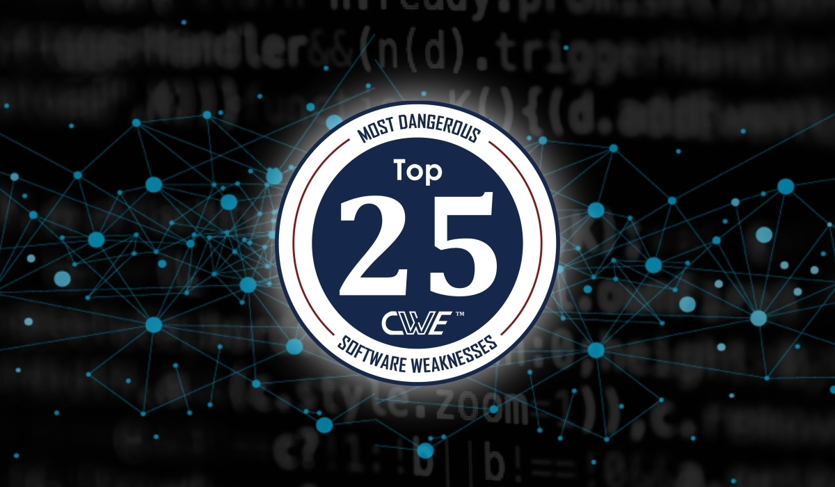 A look at the 2021 CWE Top 25 most dangerous software weaknesses